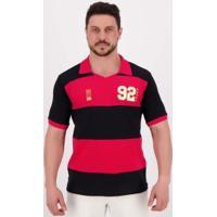 Camisa Flamengo Retrô 1992 Masculina - Masculino