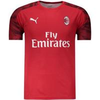 Camisa Puma Milan Treino 2020 Masculina - Masculino