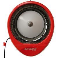 Climatizador Cassino Silent Vermelho Joape 220V