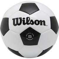 Netshoes  Bola Futebol Traditional No. 5 Oficial - Wilson - Unissex a9924bc797920