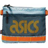 Bolsa Asics Mini Shoulder - Unissex - Azul - Tam: Único