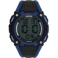 Relógio Speedo 80618G0Evnp1 Azul/Preto