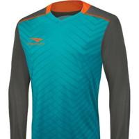 Camiseta Penalty Delta Ml Uv Vii Maculina - Masculino