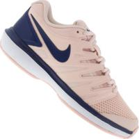Tênis Nike Air Zoom Prestige Hc - Feminino - Rosa Cla/Azul Esc