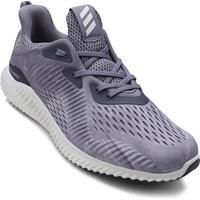 Tênis Adidas Alphabounce Masculino - Masculino-Cinza