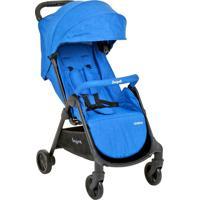 Carrinho De Bebê Genius-Burigotto - Blue Denim
