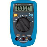Multímetro Digital Minipa Et-1450 Azul