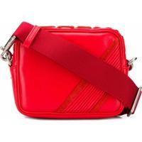 Givenchy Bolsa Transversal Com Logo - Vermelho