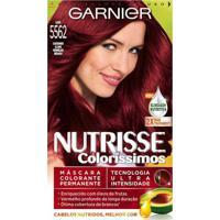 Tintura Garnier Nutrisse Coloríssimos 5562 Castanho