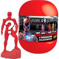 Mini Figura Surpresa - Saban'S Power Rangers - Dtc - Unissex-Incolor