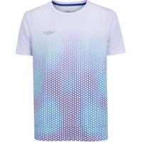 Camisa De Treino Topper Colmeia - Masculina - Branco