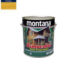 Osmocolor Stain Preservativo Natural Transparente 3,6L - Montana - Montana