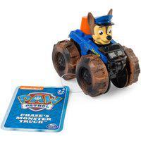 Patrulha Canina - Carrinhos - 1300 Sunny Brinquedos Chase'S Monster