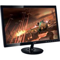 "Monitor Gamer Asus 24"" Led Vs248H-P Preto"