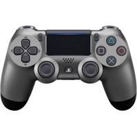 Controle Para Ps4 - Dualshock - Preto Metálico - Sony
