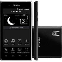 "Smartphone Lg Prada Phone P940 Preto - 3G - 8Mp - 8Gb - Preto - Android 2.3 - Tela 4.3"" - Touchscreen"