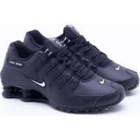 6e0c715b19 Tênis Nike Shox Nz Eu Preto Masculino 42