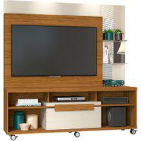 Home Theater Marcos Naturale/Off White Madetec