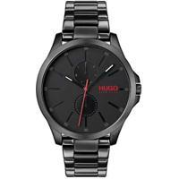 Relógio Hugo Boss Masculino Aço Preto - 1530028