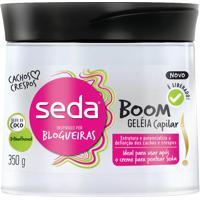 Geléia Capilar Seda Boom 350G