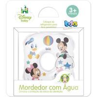 Mordedor - Disney Baby - Quadrado - Toyster - Unissex-Incolor