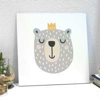 Placa Decorativa - Littlebear