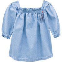 Vestido Bebê Milon Azul