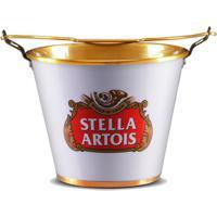 Balde De Gelo Em Alumínio Stella 8066