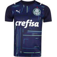 Camisa De Goleiro Do Palmeiras I 21 Puma - Masculina