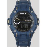 13bde1a2145 CEA  Relógio Digital Speedo Masculino - 65096G0Evnp2 Azul Marinho - Único