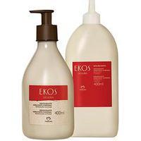 Kit Desodorante Hidratante Corporal Ekos Ucuuba Com Refil