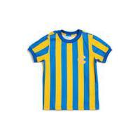 Camiseta Silk Pac Mania Amarelo/Azul - 4