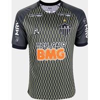Camisa Atlético Mineiro Treino 20/21 Le Coq Masculina - Masculino