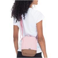 Bolsa Puma Portable P - Feminina - Rosa