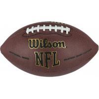 ... Bola De Futebol Americano Wilson Nfl Super Grip Composite - Marrom 13f044c39b3