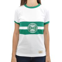 Camisa Retrô Mania Feminina Coritiba 1976 - Feminino