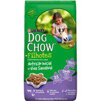 Ração Para Cães Dog Chow Filhotes Raças Pequenas Com 1Kg