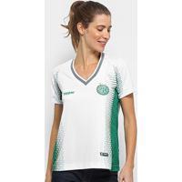 Camisa Guarani Ii 2018 S/N° - Torcedor Topper Feminina - Feminino