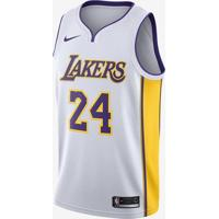 Regata Nike Los Angeles Lakers Association Edition Swingman Masculina