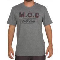 Camiseta Mcd Regular Rat Rod Masculina - Masculino