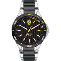Relógio Scuderia Ferrari Masculino Aço - 830762