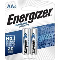 Pilhas Energizer Ultimate Lithium Aa2 De Lítio