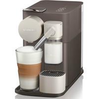 Máquina De Café Nespresso Lattissima One Marrom 110V Com Sistema Mono