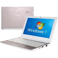 "Netbook Acer Gateway Lt2302P - Intel Atom Dual Core - Ram 2Gb - Hd 250Gb - Tela 10.1"" - Windows 7 Starter"