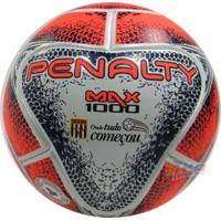... Bola Penalty Futsal Max 1000 Termotec Fpfs Bco Vrm - Penalty c069156edbd12