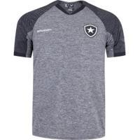 Camiseta Do Botafogo Gloam - Masculina - Mescla