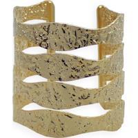 Bracelete Turpin Junia Dourado