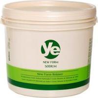 Hidróxido De Sódio Alisante Yellow Ye New Form Relaxer 1,8Kg - Feminino-Incolor