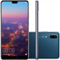 Smartphone Huawei P20 128Gb Versão Global Desbloqueado Azul