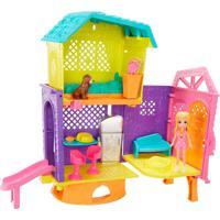 Polly Pocket Club House Espaços Secretos Da Polly - Mattel - Kanui